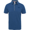 The North Face Premium Polo Pique Men Shady Blue
